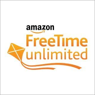 Amazon FreeTime Unlimited 3-Month Family Plan Subscription ONLY $2.99