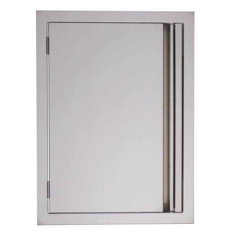 (RCS Gas Grills VDV2 Valiant Stainless Reversible Vertical Door - Large )