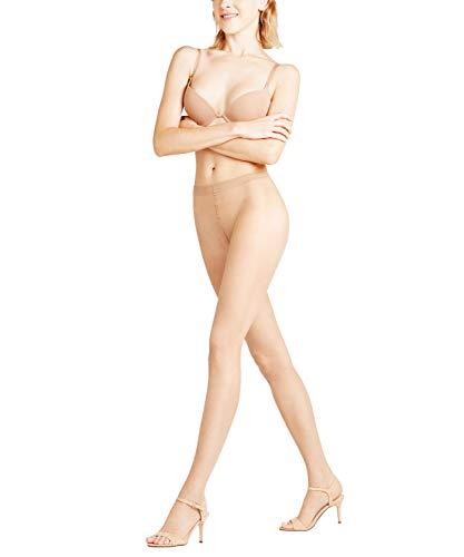 FALKE Damen Strumpfhosen Shelina 12 Denier Toeless - Ultra Transparent, 1 Stück, Versch. Farben, Größe S-L - Zehenfreie Feinstrumpfhose