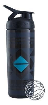 Blender Bottle SportMixer Signature Sleek 28 Ounce Shaker Bottle