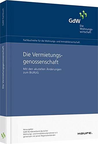 Die Vermietungsgenossenschaft  Haufe Fachbuch