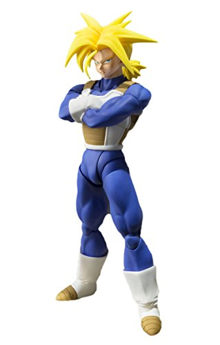 Bandai Tamashii Nations Super Saiyan Trunks (Cell Saga Version)