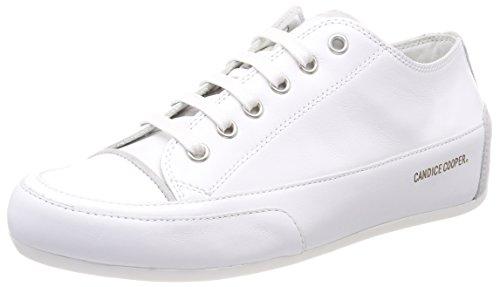 Candice Cooper Sneaker Rock Veau Damen Wei? (blanc)