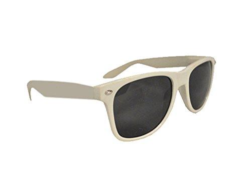 Purple lunettes Sunglasses Blanc soleil de Violet Drifter White wqS8X
