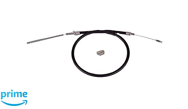 HELLA PAGID 8AK 355 700-271 Cable de accionamiento, accionamiento del embrague, Longitud 1 [mm]: 1230, Longitud 2 [mm]: 900: Amazon.es: Coche y moto