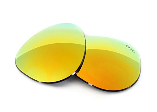 FUSE+ Lenses for Spy Wilshire Cascade Mirror - Wilshire Sunglasses