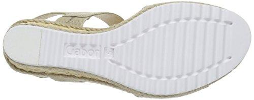 Gabor Gabor - Sandalias Mujer Beige - Beige (82 silk)