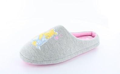 41cd7f6c6202 Winnie the Pooh Ladies Mule Slippers (4 UK Adult)  Amazon.co.uk ...