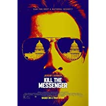 Kill the Messanger Original 27 X 40 Theatrical Movie Poster