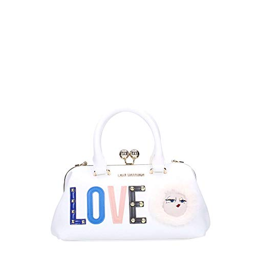 Bianco Donna Jc4269pp06 Tu Love Moschino Borse xTzvc8f