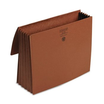 Smead Redrope Expanding Wallet With Flap, 5 1/4in. Expansion, 9 1/2in. x 11 3/4in.