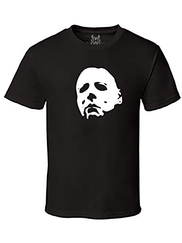 (Gs-eagle Men's Michael Myers Halloween Graphic T-Shirt 2Xlarge)