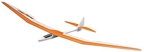 Great Planes Dynaflite Bird of Time Almost-Ready-to-Fly (ARF) RC Sailplane ()