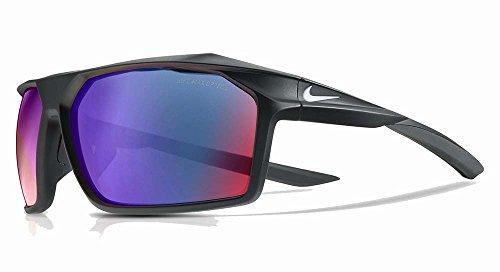 Nike EV1033-016 Traverse R Sunglasses (Frame Grey with ML Infrared Lens), Matte - Sunglasses R