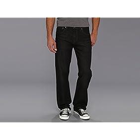 Levi's Mens Men's 569 Loose Straight Fit Levine Jeans