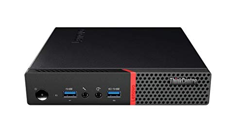 OEM Lenovo ThinkCentre M910 Tiny M910q Intel Quad Core i5-6500T, 16GB RAM, 1TB SSD, WiFi Intel 8265-AC, W10P Business…