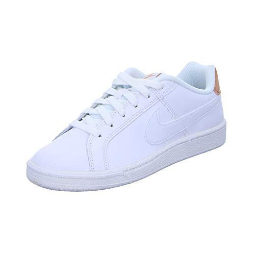 Bianco Ginnastica Royale Court Donna Scarpe 116 Nike Da 4xY6vnw