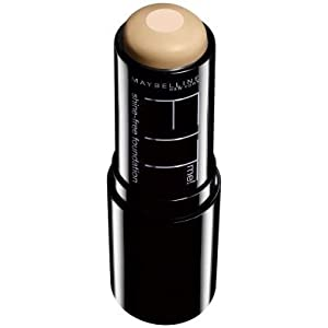 Maybelline New York Fit Me Oil-Free Stick Foundation - Natural Beige (Pack of 2)