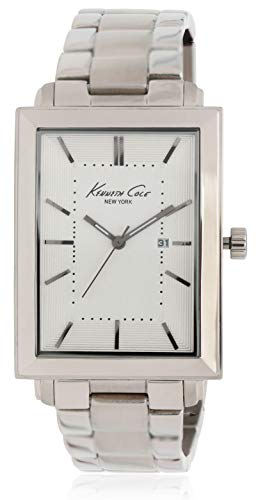 Kenneth Cole New York Silver Dial Watch - Kenneth Cole New York Silver Dial Men's watch #KC3976