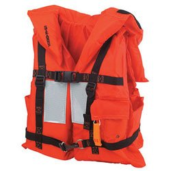 Stearns 2000004522 PFD I600 IND USCG TYPE I VEST by STEARNS