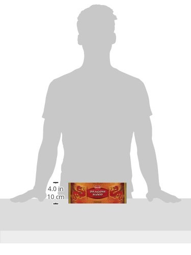 Hem Dragons Blood, Incense, 120 Sticks Box