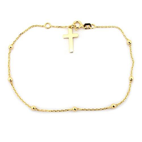 14k Rosary Ring - 2