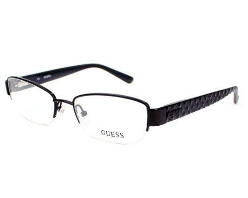 Guess GU2378 Lunettes en noir GU2378 B84 52 Noir