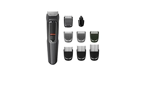 Philips Set de arreglo personal 9 en 1 mg3747/13 Kit: Amazon.es ...