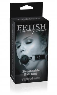 Gift Set Of Fetish Fantasy Series Limited Edition Breathable Ball Gag And one... by Pipedream Products