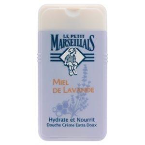 Le Petit Marseillais Lavender Honey Shower Cream Miel de Lavande 250 ml