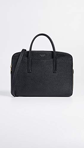 Kate Spade New York Margaux Double Zip Laptop Bag, Black, One Size by Kate Spade New York (Image #2)