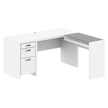 Bush Furniture Kathy Ireland Office By New York Skyline 60 Inch L Desk With
