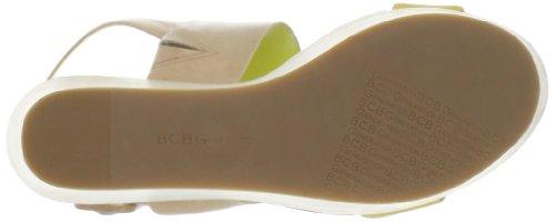 BCBGeneration Kammie Mujer Piel Sandalia Plataforma
