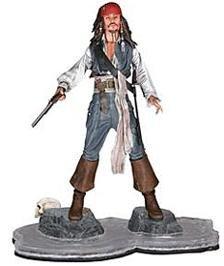 Pirates of the Caribbean Dead Man's Chest Series 3 Cannibal Jack Sparrow (Pirates Of The Caribbean Jack Sparrow Pistol)