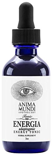 Anima Mundi Apothecary – Organic Energia/Biodynamic + Botanical Energy Tonic (2 oz) Review
