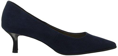 Col Scarpe Blu Penny Blu Donna Tacco Tosca Blau C30 qvBp7wtx4