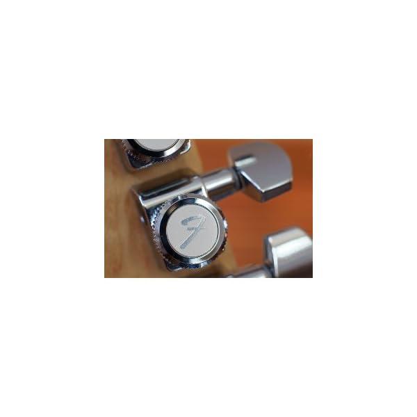 Fender Schaller locking machine heads