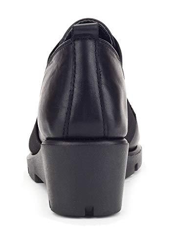Chaussure Noir Slip A The Fall Femme Flexx n1qxAvp