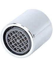 Sourcingmap a14080400ux0098 straalregelaar voor wastafels, zilver, zwart