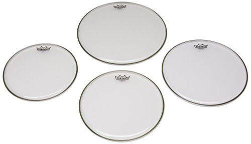 Remo Ambassador Clear Drumhead Pack ()