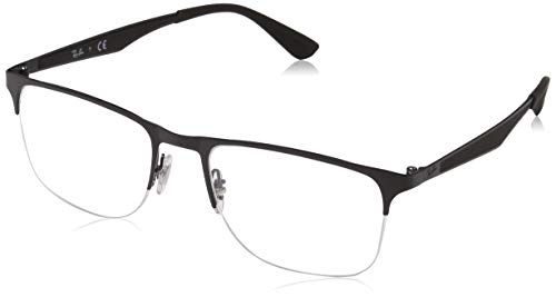 Ray-Ban Unisex RX5184 New Wayfarer Eyeglasses Opal Green 50mm