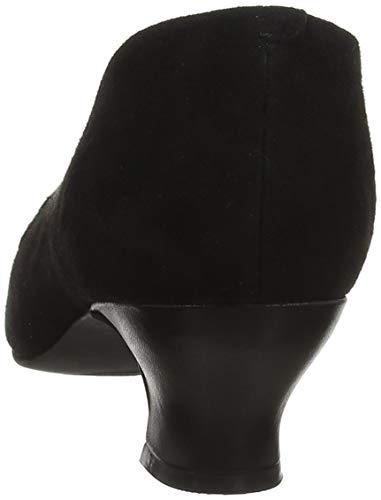 Escarpins Noir Black Bout 26 Femme Donna Fermé jet Hotter 4qHx7n7
