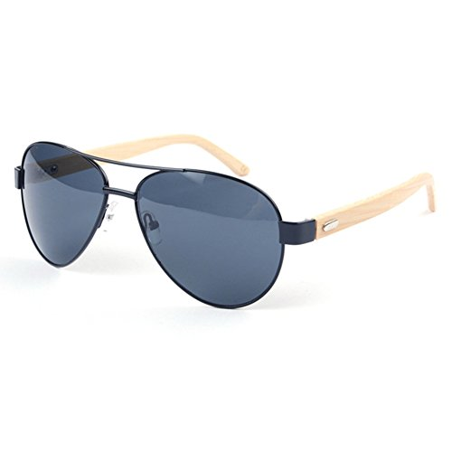 My.Monkey Natural Wood Frame Fashion Classic Wayfarer - Sunglasses Buy In Best India Site To Online
