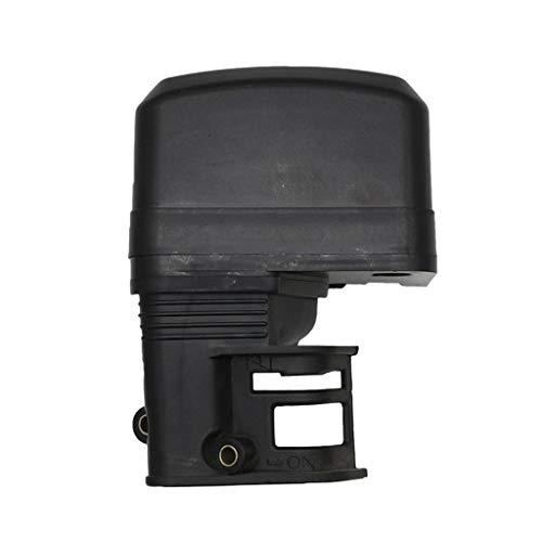 KESOTO Air Filter Housing Box Fits for Honda GX160 GX200 168F 170F Engine Gasoline, Black: