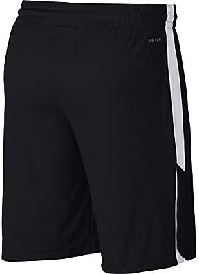 3d7dcb02815bf Nike Men's 23 ALPHA DRY KNIT Shorts, Black, XL: Amazon.ae