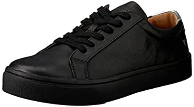 Windsor Smith Women's Sawyer Sneaker, Black, 6 AU