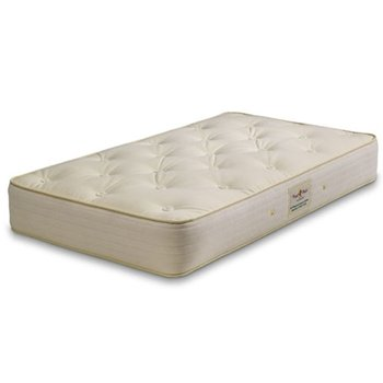 Amazon.com: Royal Pedic algodón orgánico Natural colchón de ...