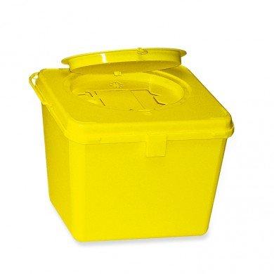 ratiomed 193525 Kanülenabwurfbehälter ratiomed Safe-Box 6,0 Ltr.