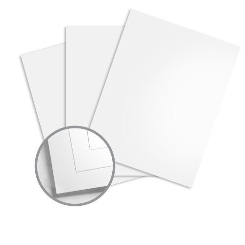 Color Copy Gloss Pure White Paper - 18 x 12 in 32 lb Writing Glossy C/2S 500 per Ream by Mohawk Fine Papers Color Copy Gloss