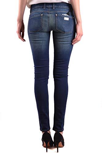 Donna Cotone Blu Jeans Mcbi404004o Met Pq8OZn8